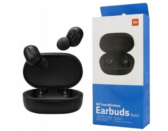 Słuchawki XIAOMI REDMI AIRDOTS Bezprzewodowe Bluetooth 5.0 + Powerbank