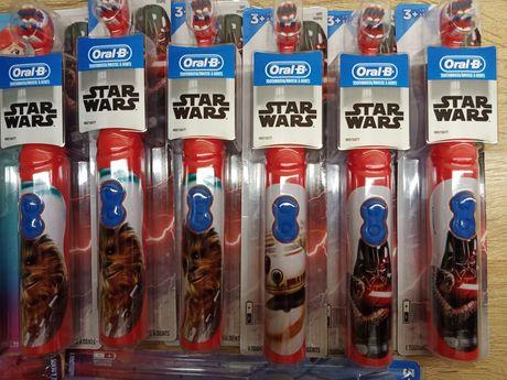 Детские електрические зубные щетки для девочек и мальчиков с Америки