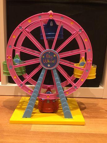 Karuzela Peppa Pig, Bug wheel