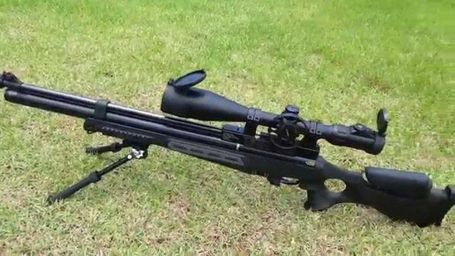 82 01 Wiatrówka PCP Hatsan Lothar Walther BT65 RB-ELITE LW 5.5 6.35 mm
