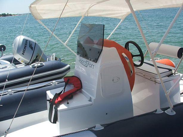 Compre português Hydrosport RIB565 semi-rígido NOVO