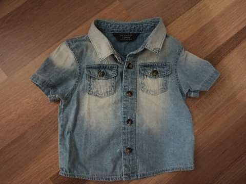 Koszula dla niemowlaka