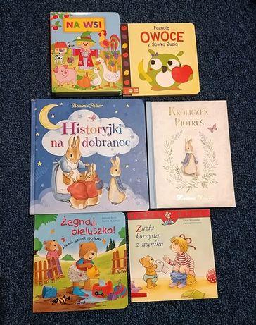 """""""Żegnaj pieluszko"""" i inne - zestaw książek dla dzieci"""
