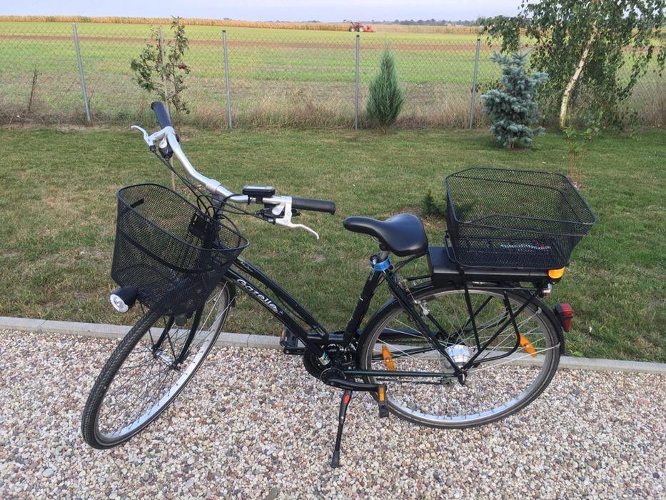 Rower Gazelle wspomagany elektrycznie Warszawa - image 1