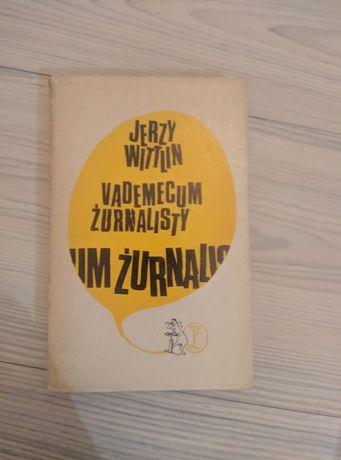 "Książka ""Vademecum żurnalisty"""