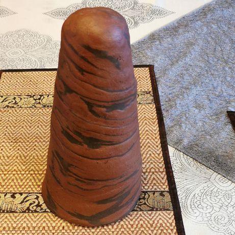Stożek tarliskowy ceramiczny dla Paletki , dyskowców do akwarium