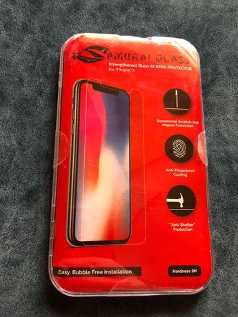 Захисне скло до iPhone X