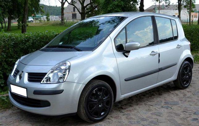 Renault Modus 1.2benz, 2006r. Klima, Niski Przebieg, Okazja, Zamiana