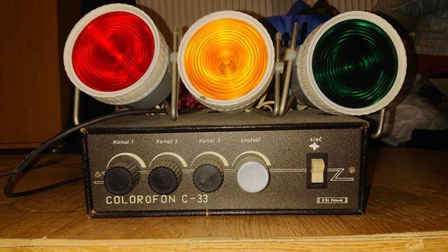 Wzmacmiacz c33 plus kolorofony kasia2