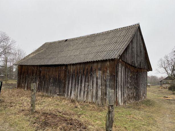 Rozbiórka Rozbiórki drewno rozbiórkowe stodół Stodoła Stodołę Stodoły