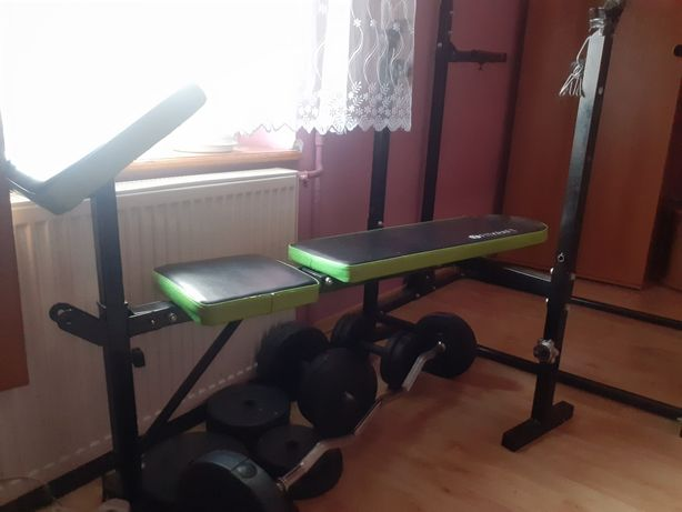 Sprzedam siłownie