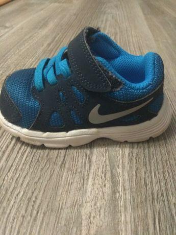 Buty Nike dla chłopca Adidaski rozmiar 21