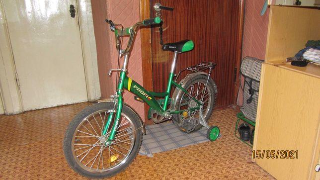 """Продам детский велосипед Profi 18"""""""