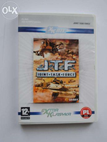 Joint Task Force gra DVD
