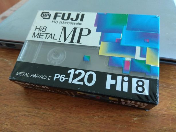 Kaseta video Hi-8mm, P6-120