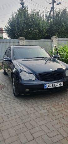 Mercedes c180 w203