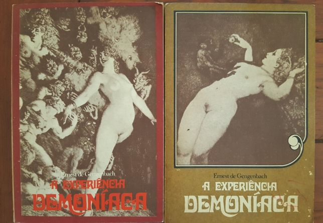 Ernest Gengenbach - A experiência demoníaca (2 vols.)