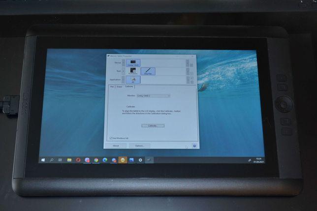 Графический планшет-монитор Wacom 13hd DTK-1300