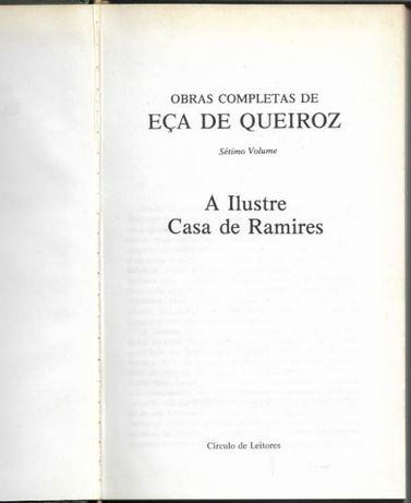 A ilustre casa de Ramires - Eça de Queiroz