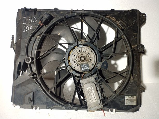 Bmw e90 3 серии вентилятор 2.0d