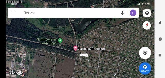 земельный участок 20 сот. р-н с/х Тюльпан