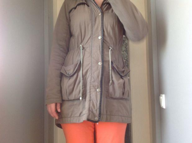 Парка, куртка осень-весна на рост 170-176 см, 15-16 лет.