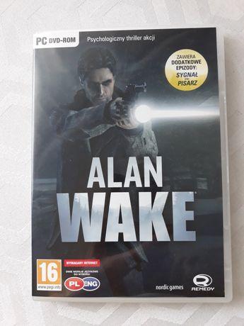 Alan Wake gra na pc