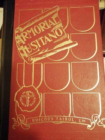 Livro  Armorial Lusitano
