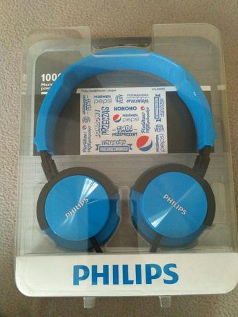Słuchawki Philips SHL3000PS
