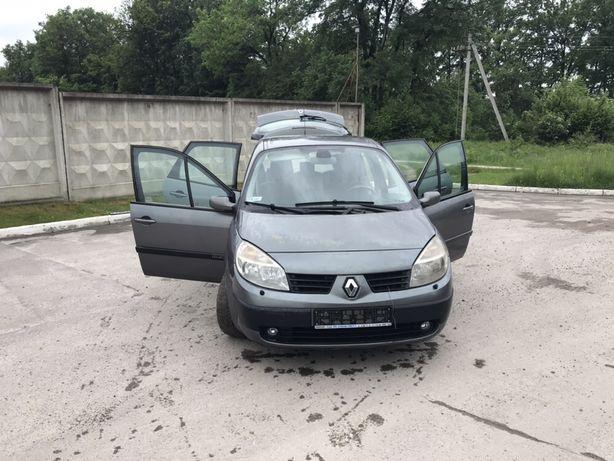 Разборка . Шрот. Renault Scenik 2 Рено Сценік 2 1.9дсі