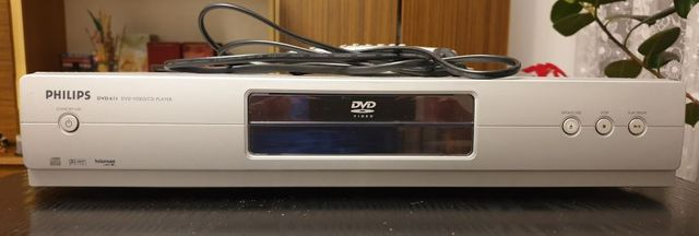 DVD Philips DVD633