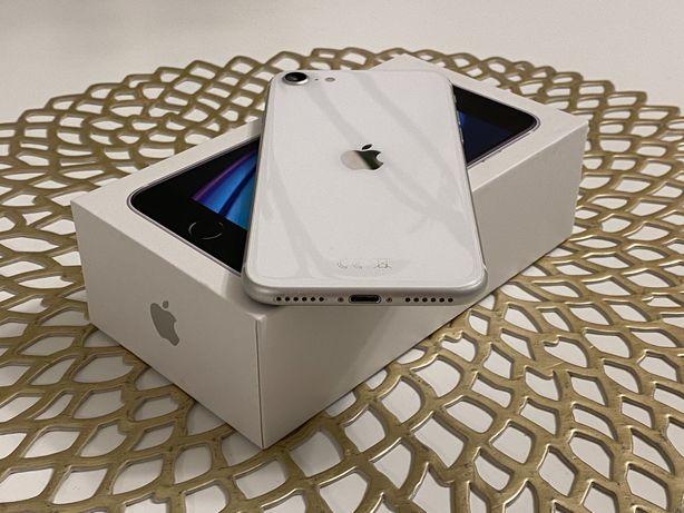 Iphone SE biały jak NOWY ideał