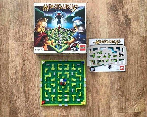 Lego -  Minotaurus - Świetna gra dla całej rodziny
