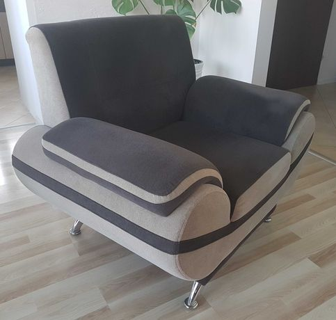 fotel 3 sztuki okazja cenowa