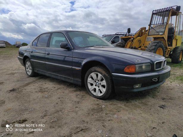 BMW 7 E38 725TDS  1997rok CZĘŚCI