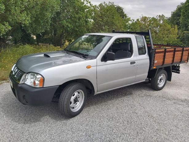 Nissan d22 2.5d 3 lug 4x2