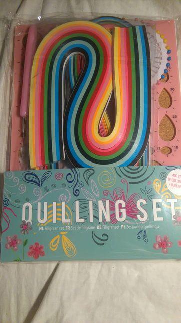 Zestaw do quillingu