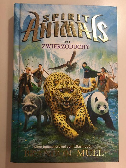 Spirit Animals tom 1 Zwierzoduchy Warszawa - image 1
