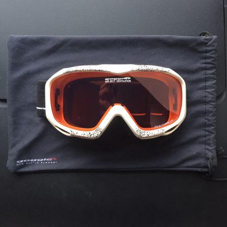 Gogle narciarskie/snowboarodowe