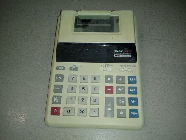 Kalkulator Casio HR 120 S PRL