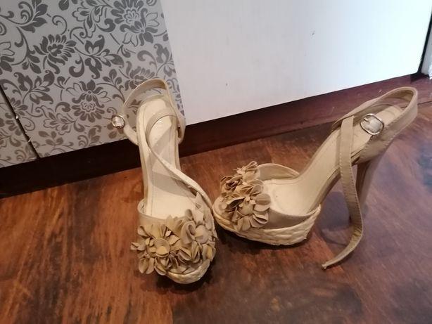 buty damskie zamienię