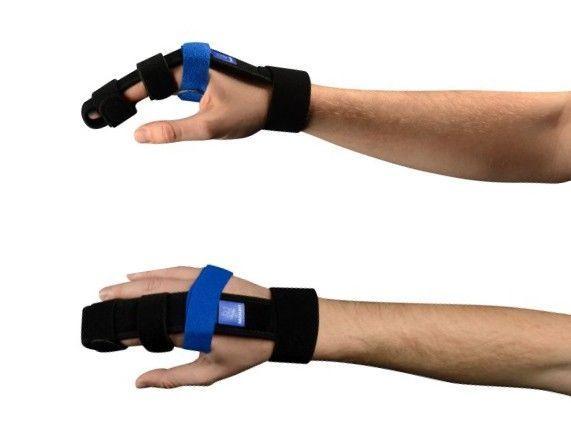 orteza unieruchamiająca palec i nadgarstek