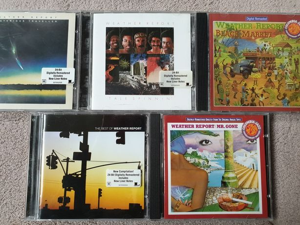 Weather Report- 5 CD