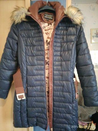 Kurtka zimowa damska XL