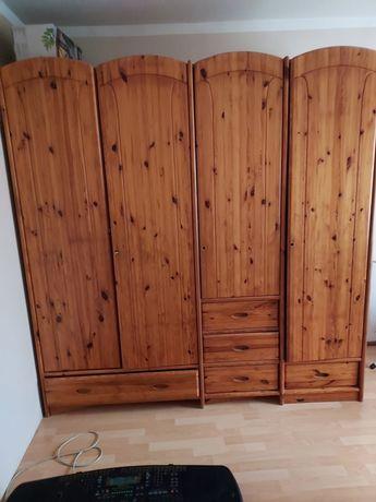 Sprzedam drewniane meble