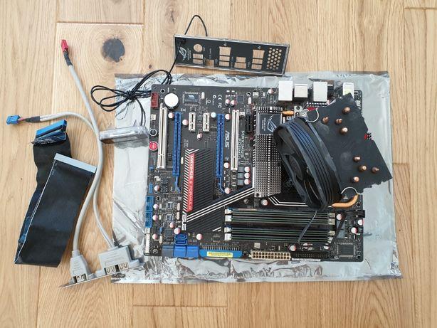 Płyta główna Maximus II Formula, E5450 z chłodzeniem, DDR2 Patriot 6GB