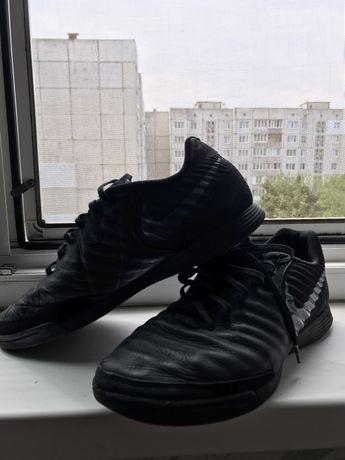 Бампы Nike Tiempo adidas 42