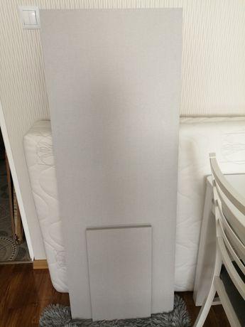 Półka dolna ze stojakiem  do szafy flex