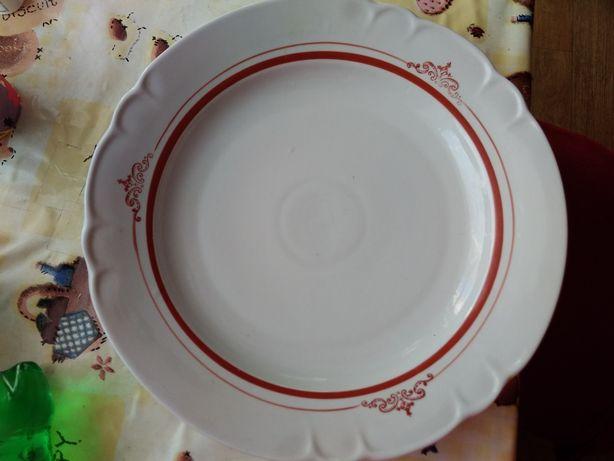 Посуда СССР, блюдо,тарелка большая,чашки чайные, селёдочница,блюдца