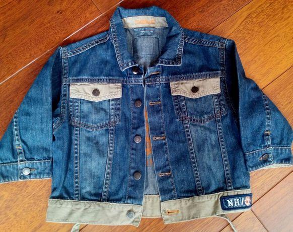 Джинсовый пиджак Timberland